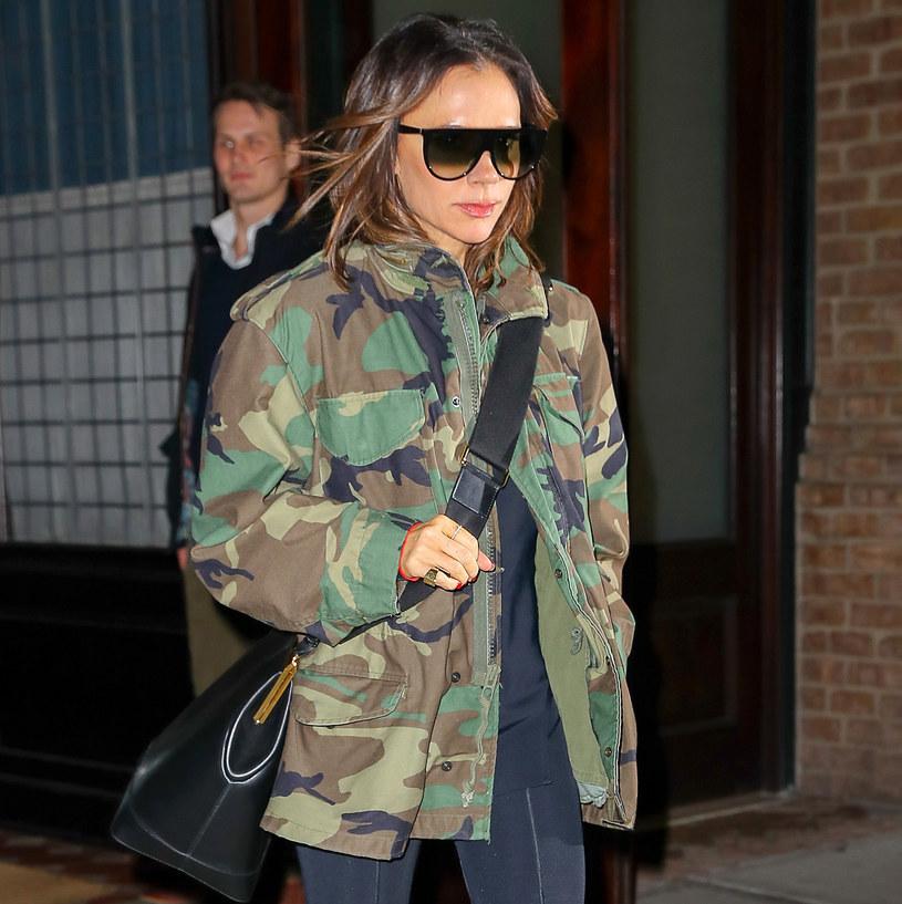 Victoria Beckham zawsze wygląda perfekcyjnie /Felipe Ramales /Splash News /East News