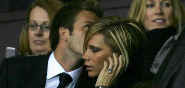Victoria i David Beckham, fot. Alex Livesey  /Getty Images/Flash Press Media