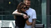 Victoria i David Beckhamowie przyłapani na czułościach!