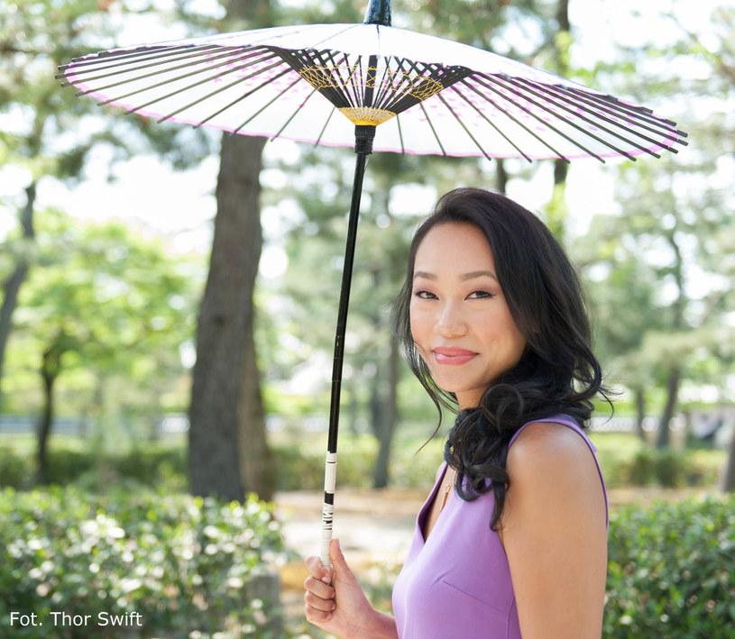 """Victoria Tsai - autorka książki """"Rytuał gejszy. Japoński sekret promiennej cery"""" /materiały prasowe"""