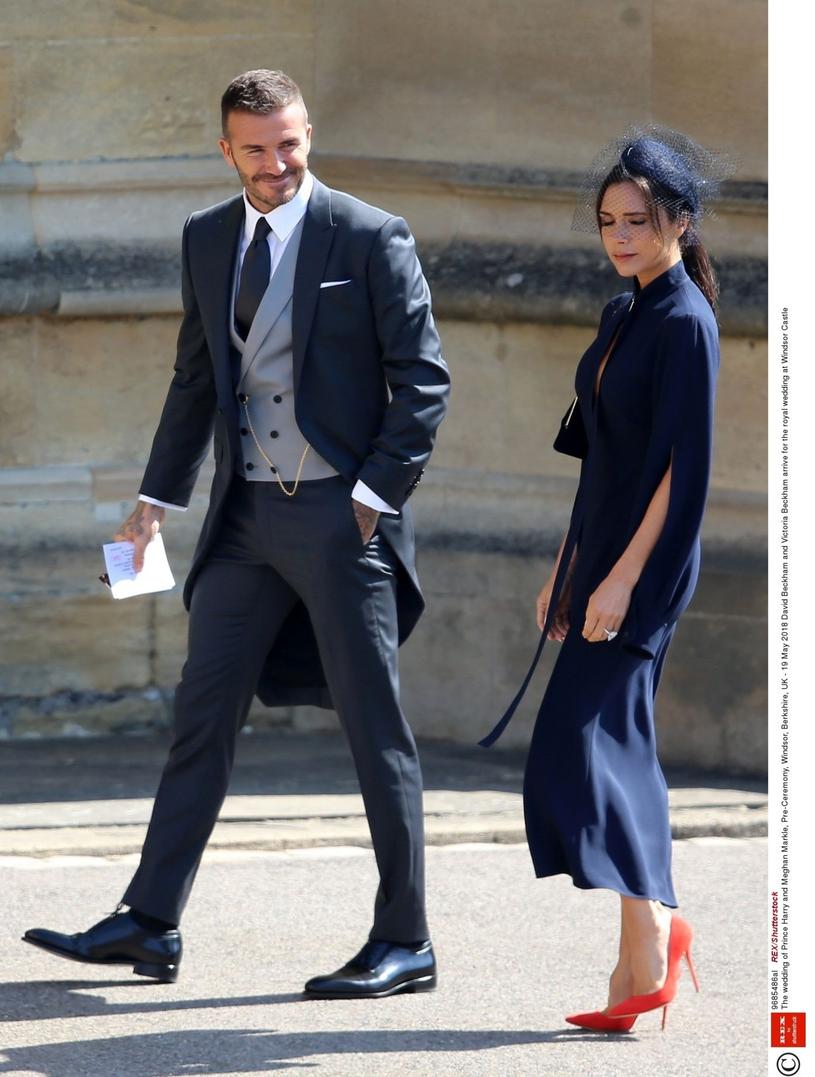 Victoria ubrała się niestosownie! /East News
