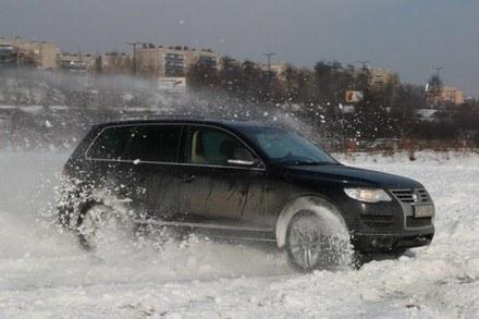 Videotest: VW touareg /INTERIA.PL