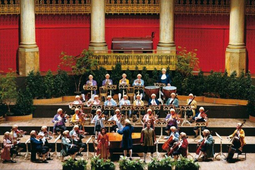 Vienna Mozart Orchestra w Warszawie /materiały prasowe