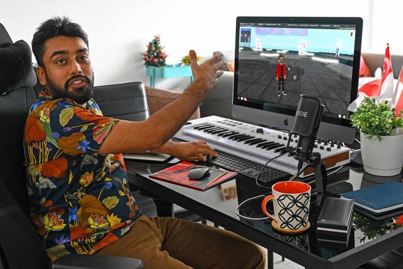 Vignesh Sundaresa kupił dzieło sztuki za 69 mln dolarów /AFP