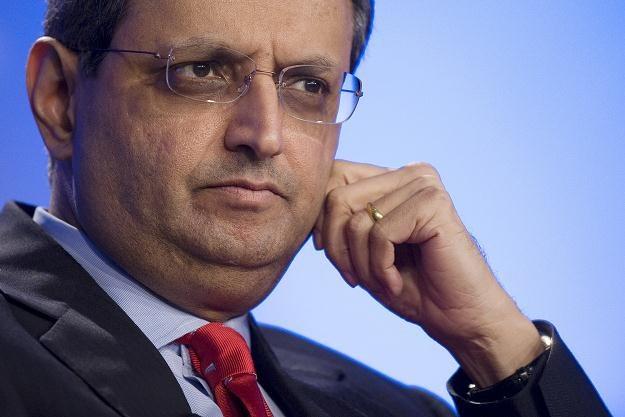 Vikram Pandit, prezes Citigroup /AFP