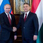 """Viktor Orban i Władimir Putin: """"Załatwiliśmy sprawę"""""""