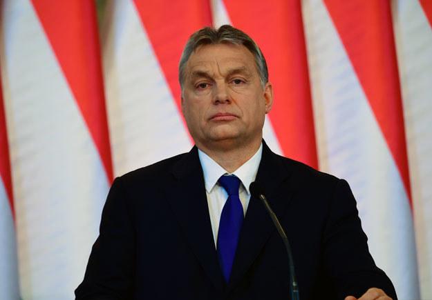 """Viktor Orban o relacjach z Polską: """"Wspólnota losów na życie i śmierć"""" /AFP"""