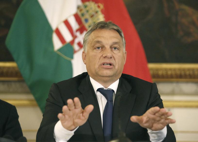 Viktor Orban, premier Węgier /DIETER NAGL / AFP /AFP