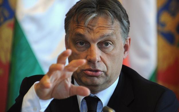 Viktor Orban, premier węgierskiego rządu /AFP