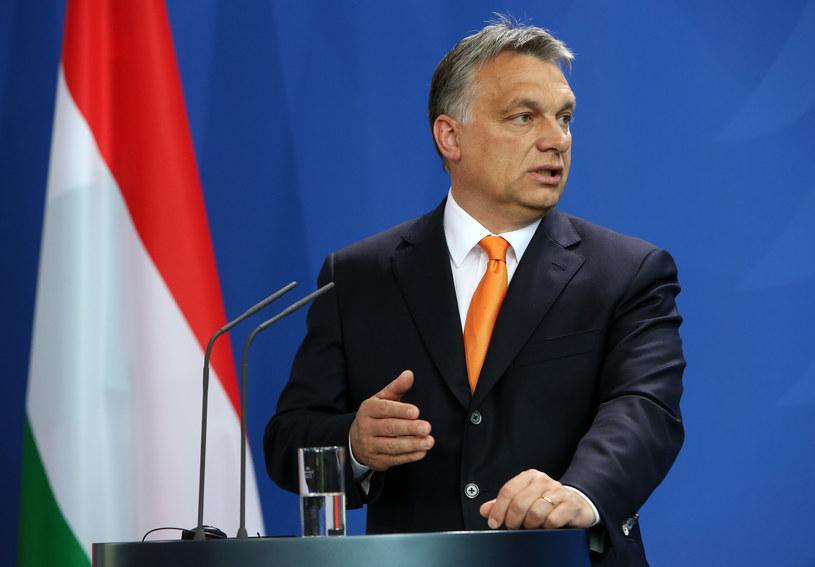 Viktor Orban premierem na kolejną kadencję /AFP