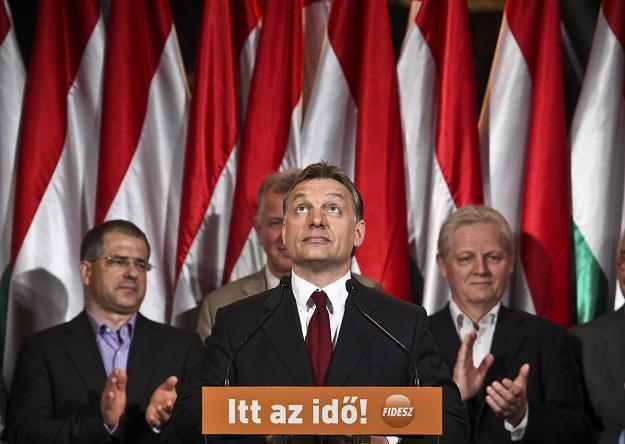 Viktor Orban, szef węgierskiego rządu /AFP