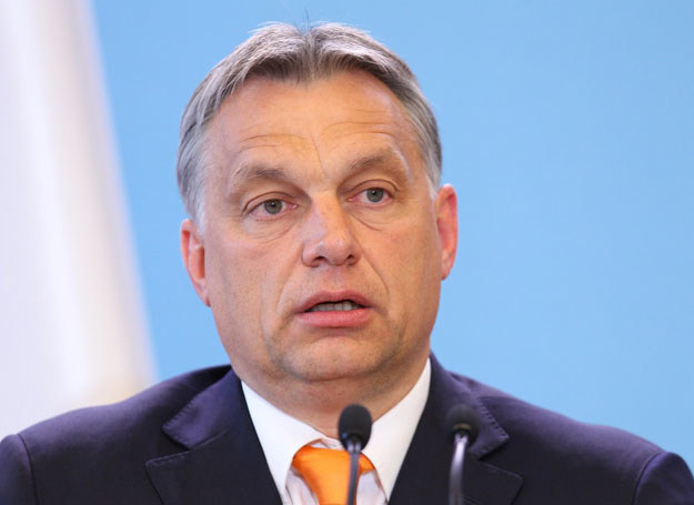 Viktor Orban /Stanisław Kowaczuk /East News