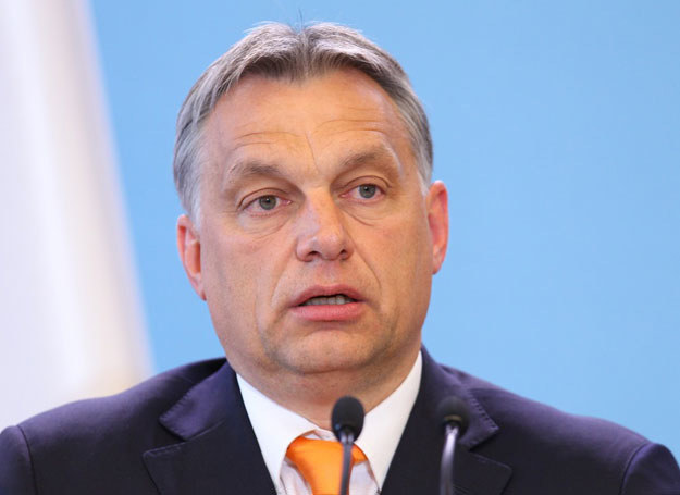 Viktor Orban /Stanisław  Kowalczuk /East News