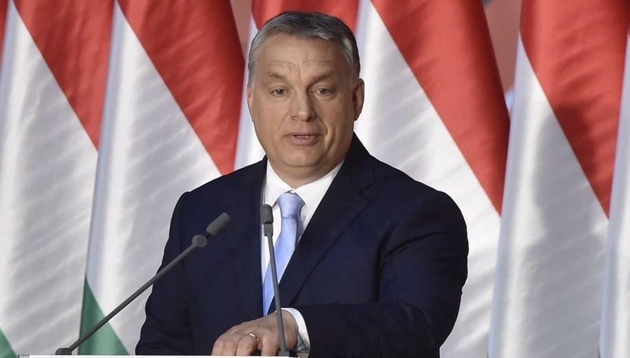 Viktor Orban /ZOLTAN MATHE /PAP/EPA