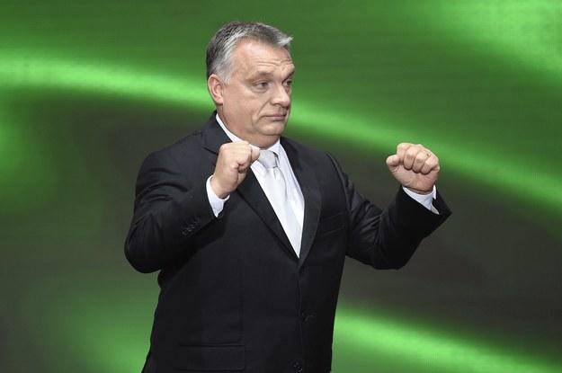 Viktor Orban /Tamas Kovacs/MTI /PAP/EPA