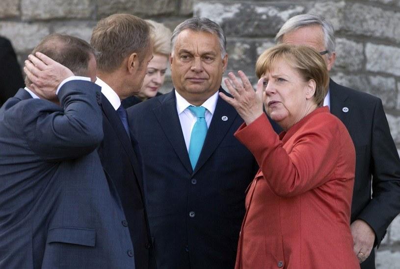 Viktor Orban /Virginia Mayo /East News