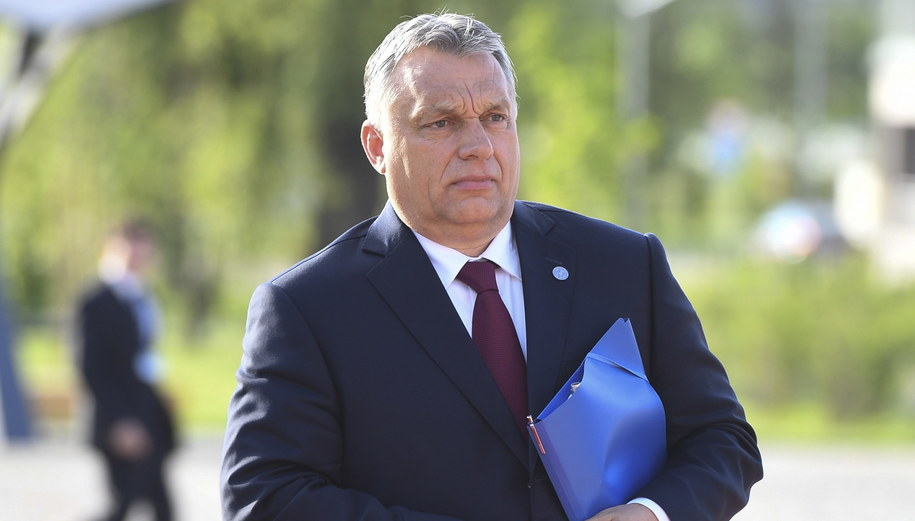 Viktor Orban /VASSIL DONEV /PAP/EPA