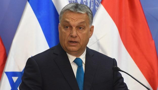 Viktor Orban /DEBBIE HILL / POOL /PAP/EPA