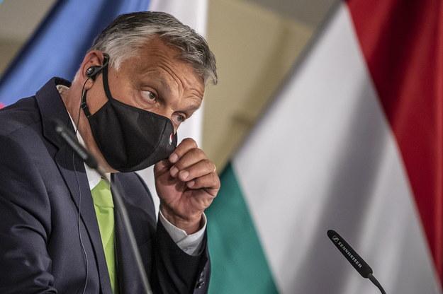 Viktor Orban /Martin Divisek /PAP/EPA