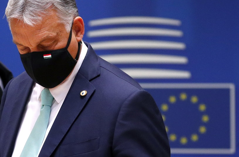 Viktor Orban /FRANCOIS LENOIR /PAP