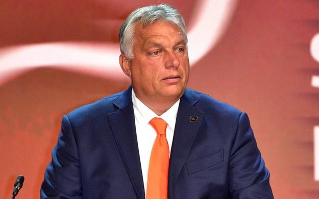 Viktor Orban /IGOR KUPLJENIK /PAP/EPA