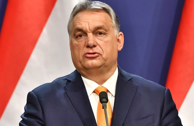 Viktor Orban /Andrzej Lange /PAP