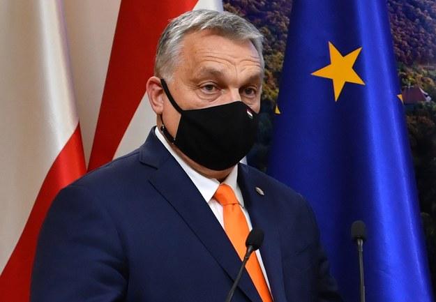 Viktor Orban / Radek Pietruszka   /PAP