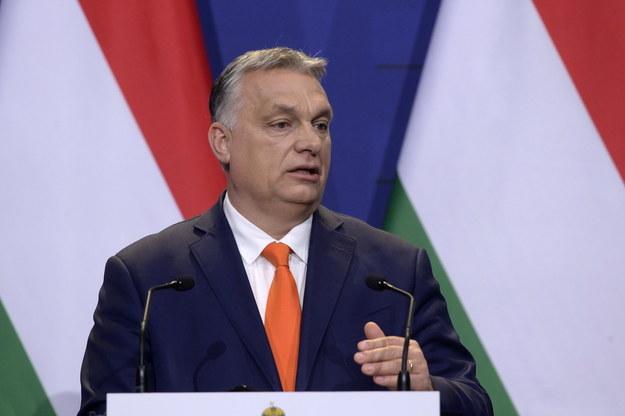 Viktor Orban /Szilard Koszticsak /PAP/EPA