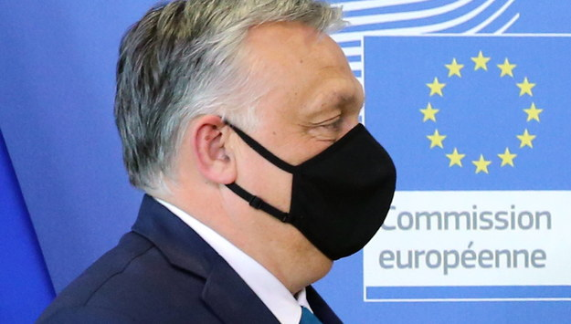 Viktor Orban /FRANCOIS WALSCHAERTS / POOL /PAP/EPA