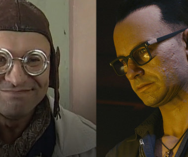 """Viktor Vector z Cyberpunk 2077 to prawie jaki postać z… """"Kiepskich"""""""