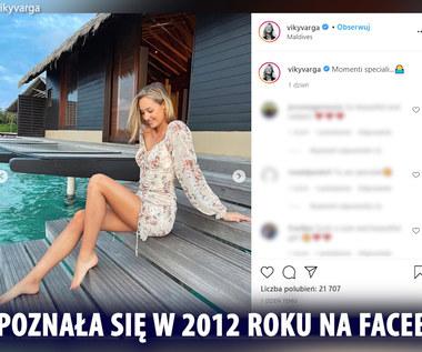 Viktoria Varga i Graziano Pelle zaręczyli się. Oboje mogą wrócić na Wyspy. Wideo