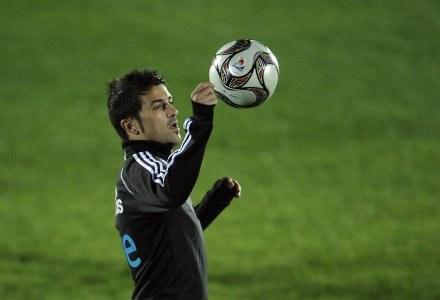 Villa zastąpi w Barcelonie Eto'o? /AFP