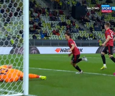 Villarreal - Manchester United 1-1. ZOBACZ GOLE w regulaminowym czasie gry w finale (POLSAT SPORT). WIDEO