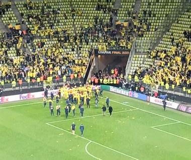 Villarreal - Manchester United. Hymn zwycięzców na stadionie w Gdańsku. Wideo