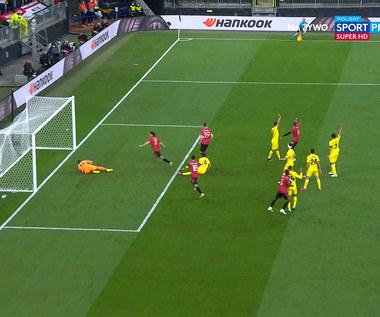 Villarreal - Manchester United. ZOBACZ GOLA Cavaniego (POLSAT SPORT). WIDEO