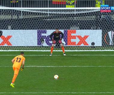 Villarreal - Manchester United. ZOBACZ RZUTY KARNE! Niesamowite emocje w Gdańsku. WIDEO (POLSAT SPORT)