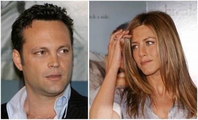 Vince Voughn i Jeniffer Aniston /AFP