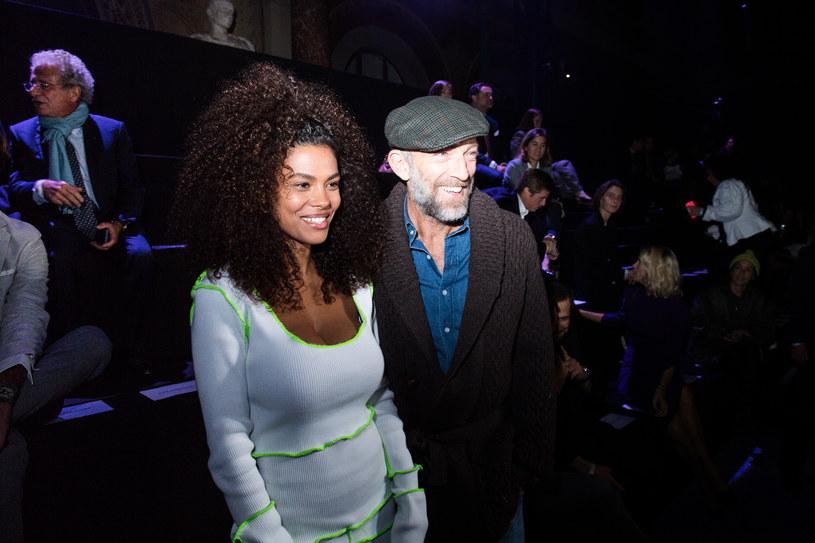 Vincent Cassel i jego żona oczekują dziecka /Victor Boyko /Getty Images