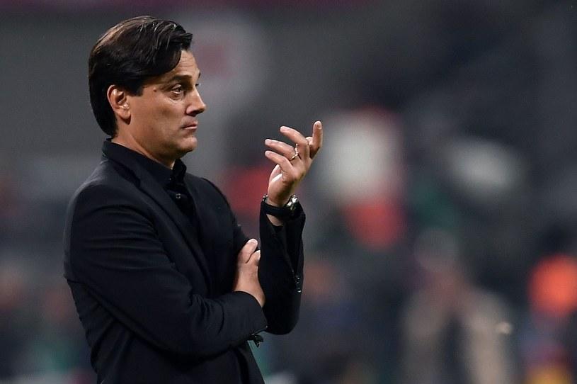 Vincenzo Montella /AFP