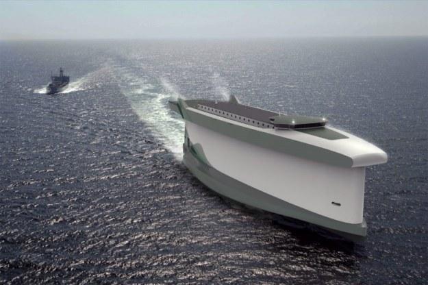 Vindskip zmieni oblicze morskiej żeglugi? /materiały prasowe