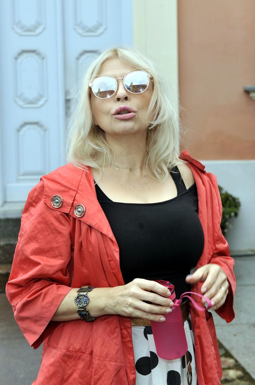 Viola Arlak obecnie /Mieczysław Włodarski /Reporter