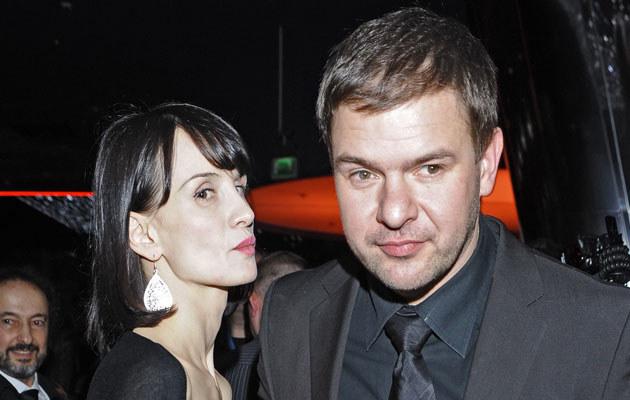 Viola Kołakowska i Tomek Karolak, fot. Andras Szilagyi  /MWMedia