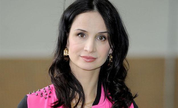 """Viola Kołakowska na planie serialu """"rodzinka.pl"""" /Agencja W. Impact"""