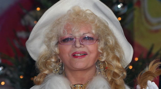 Violetta Villas, fot. Andrzej Szilagyi  /pomponik.pl