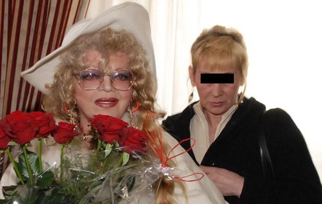 Violetta Villas i Elżbieta B. /Miłosz Poloch /Reporter