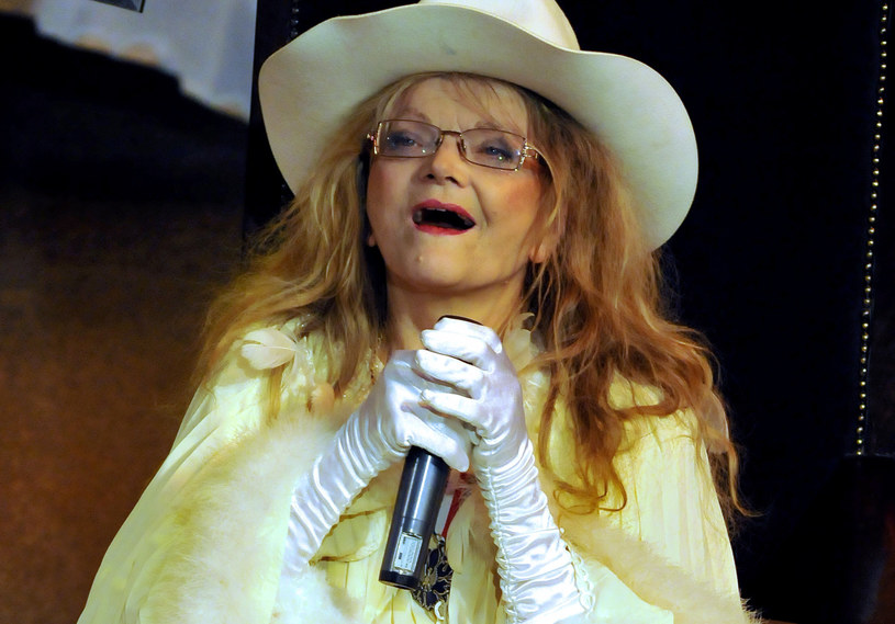 Violetta Villas zmarła w 2011 r. /Piotr Kamionka /Reporter