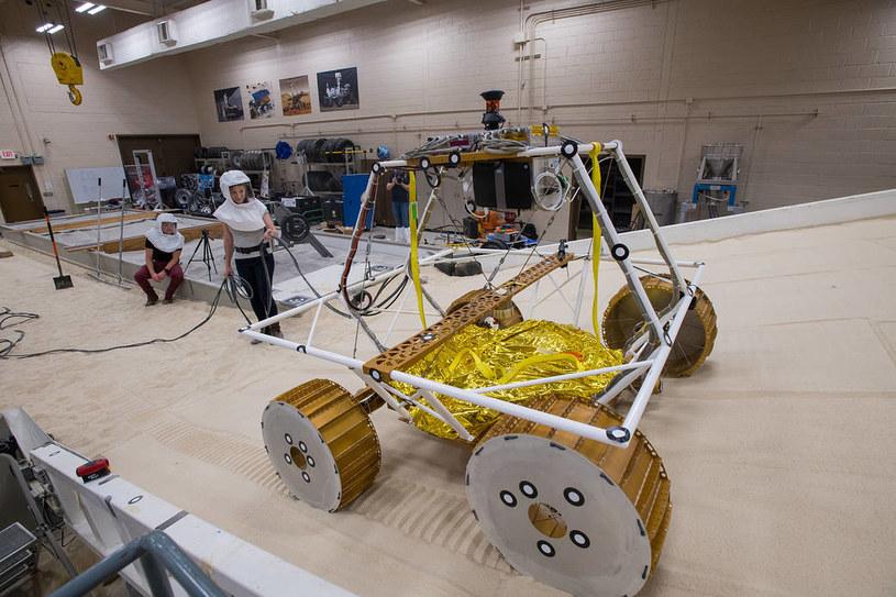 VIPER - Fot.NASA /materiał zewnętrzny