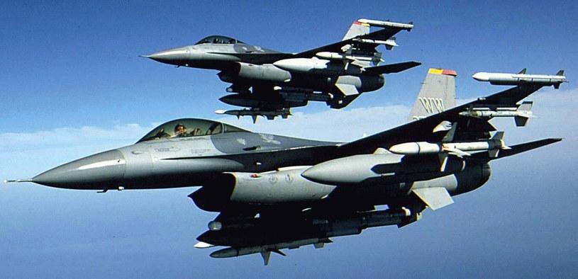 """""""Viper. Pilot F-16"""" /materiały prasowe"""