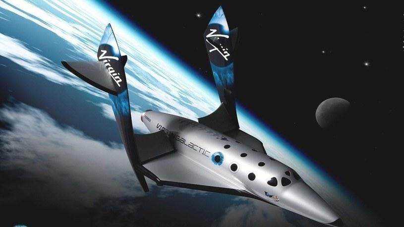 Virgin Galactic oferuje tani lot w kosmos. Regularne loty nawet co 12 godzin /Geekweek