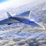 Virgin Galactic przygotowuje następcę Concorde'a